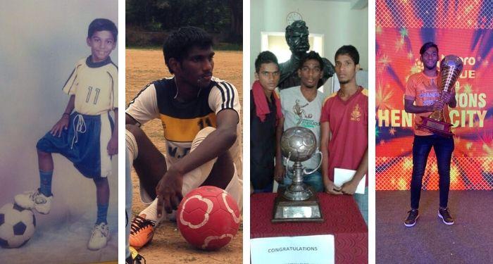 Romario Jesuraj's journey FC Goa