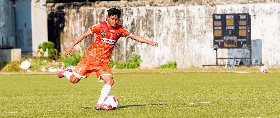 Sanga, FC Goa