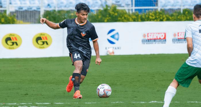 Md Nemil, FC Goa vs Army Green, Durand Cup 2021- 700x375